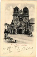 Eglise de Souvigny prés Moulins - Souvigny