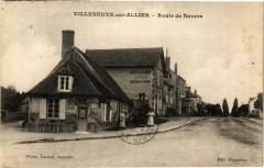 Villeneuve-sur-Allier-Route de Nevers - Villeneuve-sur-Allier