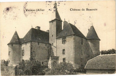 Vaumas - Chateau de Beauvoir - Vaumas