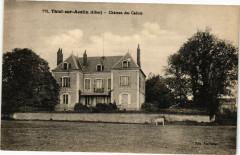 Thiel-sur-Acolin - Chateau des Cadots - Thiel-sur-Acolin