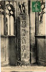Souvigny - Intérieur de l'Eglise - Souvigny