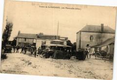 Source de St-Pardoux prés Theneuille - Theneuille