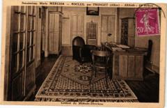 Sanatorium Marie Mercier-Rocles par Tronget-Cabinet du Médecin - Rocles