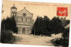 Saint Léopardin-d'Augy-L'Eglise - Saint-Léopardin-d'Augy