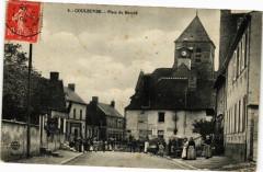 Couleuvre Place du Marché - Couleuvre