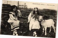 Chantelle - Alsace-Lorraine - Chantelle