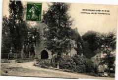 Buxiéres-Les-Mines - Chateau de la Condemine - Buxières-les-Mines