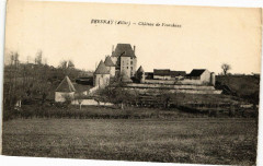 Bresnay - Chateau de Fourchaus - Bresnay