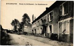 Bellenaves - Route de St-Bonnet - La Gendarmerie - Bellenaves