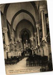 Avermes - Chapelle de N.-D. de la Salette - Vue de l'intérieur .. - Avermes