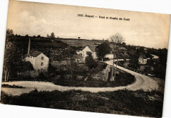 Doyet - Pont et Moulin de Bord - Doyet