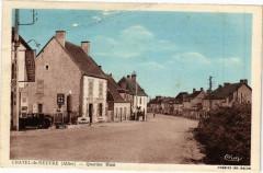 Chatel-de-Neuvre - Quartier Haut - Châtel-de-Neuvre