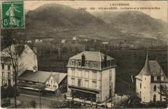 Vic-sur-Cere Le Casino et la Vallee de la Cere France - Vic-sur-Cère