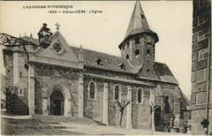 Vic-sur-Cere L'Eglise France - Vic-sur-Cère