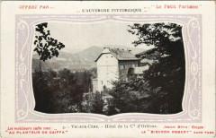 Vic-sur-Cere Hotel de la Cie d'Orleans France - Vic-sur-Cère