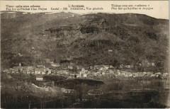 Thiezac Vue Generale France - Thiézac