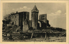 Roffiac L'Eglise et le Chateau France - Roffiac