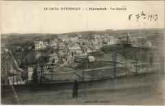 Pierrefort Vue generale France - Pierrefort