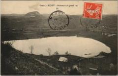 Cantal Menet, Panorama du grand Lac France - Menet