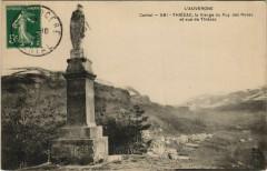 Thiezac le Vierge du Puy des Roses France - Thiézac