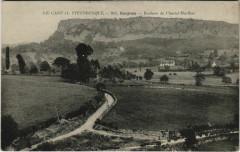 Saignes Rochers de Chastel-Marlhac France - Saignes