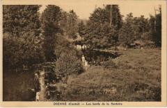 Dienne Les bords de la Sautoire France - Dienne