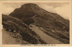 Dienne Sommet du Puy Mary France - Dienne