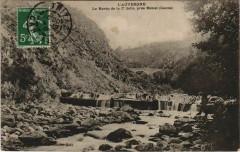 Le Ravin de la Citadelle, pres Menet France - Menet