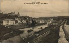 Laroquebrou Vue generale France - Laroquebrou