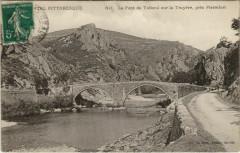 Le Pont de Treboul s la Truyere, pres Pierrefort France - Pierrefort