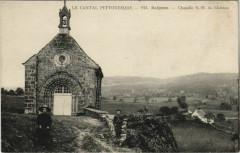 Saignes Chapelle N.-D.du Chateau France - Saignes