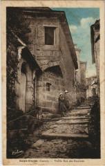 Saint-Urcize Vieille Rue des Escaliers France - Saint-Urcize