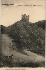 Le Chateau d'Alleuze France - Alleuze
