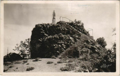 Saint-Urcize La Vierge du Rocher France - Saint-Urcize