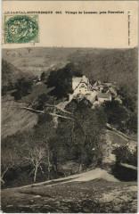 Village de Laussac, pres Pierrefort France - Pierrefort