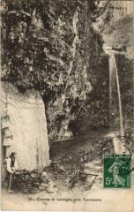 Cascade de Lavergne, pres Tournemire France - Tournemire