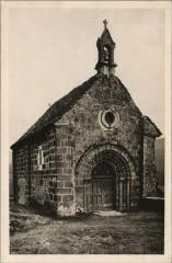 Saignes La Chapelle Notre Dame du Chateau France - Saignes