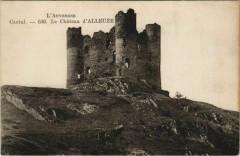 Chateau d'Alleuze France - Alleuze