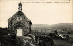 Saignes Chapelle N-D du Chateau Cantal - Saignes