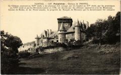 Polminhac Chateau de Pestel Cantal - Polminhac