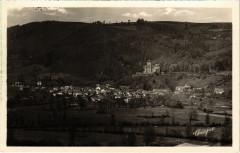 Polminhac Vue générale Cantal - Polminhac