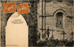 L'Auvergne Montvert Cantal - Montvert