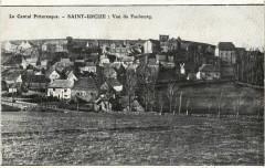 Saint-Urcize - Vue du Faubourg - Saint-Urcize