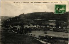 Saint-Martin-Valmeroux - Vue générale - Saint-Martin-Valmeroux