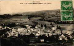 Riom-es-Montagnes - Vue générale - Riom-ès-Montagnes