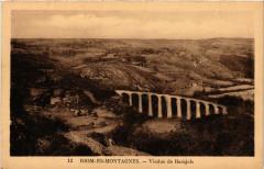 Riom-es-Montagnes - Viaduc de Barajols - Riom-ès-Montagnes