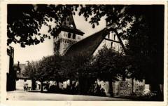 Riom-es-Montagnes - L'Eglise - Riom-ès-Montagnes