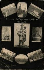 Quezac - Quézac - Souvenir du Pelerinage a N. D. de Quezac - Quézac