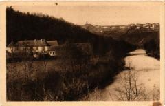 La Region D'Auvergne - La Vallée de la Truyere a Chaliers - Chaliers