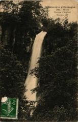 Besse - Cascade d'Anglard - Besse